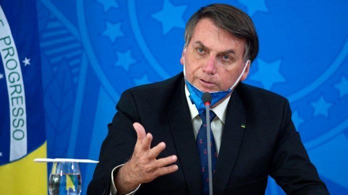 Presiden Brazil Bolsonaro Akhirnya Negatif Covid-19