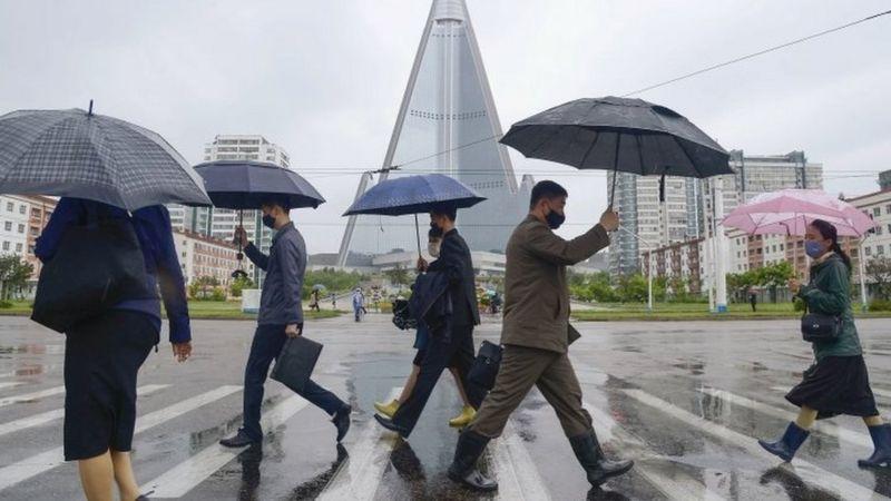Korea Utara Laporkan Kasus Pertama Covid-19, Kota Kaesong Diisolasi