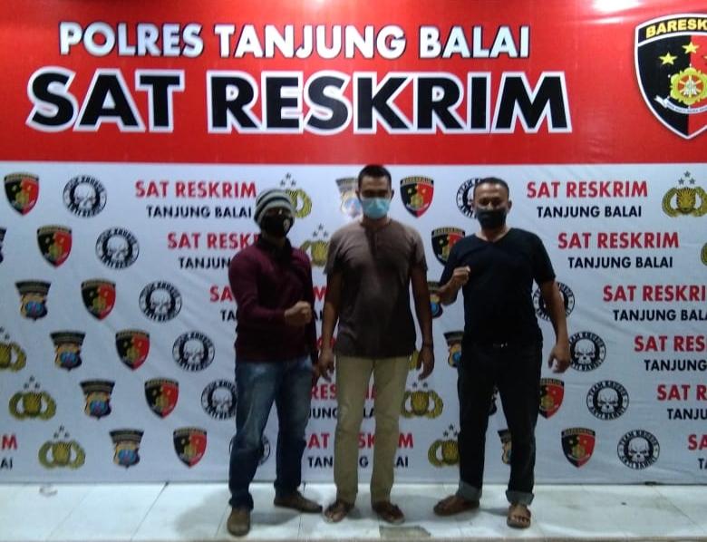 Polres Tanjungbalai Bekuk 1 Orang Lagi Pelaku Pembobol Gudang Obat di RS Dr Mansyur