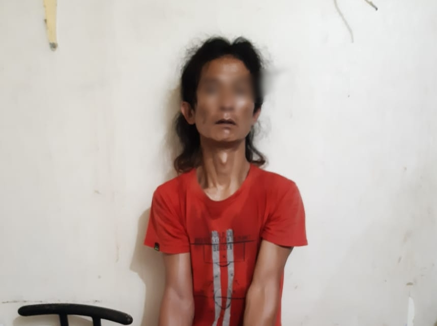 Tanam Ganja di Rumahnya, Jukir di Jalan Hindu Diciduk Polisi
