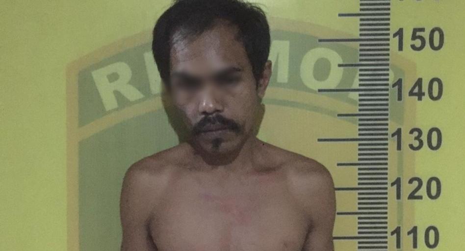 Polsek Medan Area Gerebek Lapak Sabu di Gg Jati, 1 Pemadat Terciduk