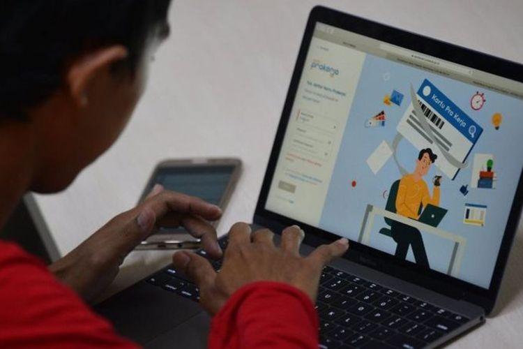 Siang Ini, Pendaftaran Kartu Prakerja Gelombang 6 Kembali Dibuka