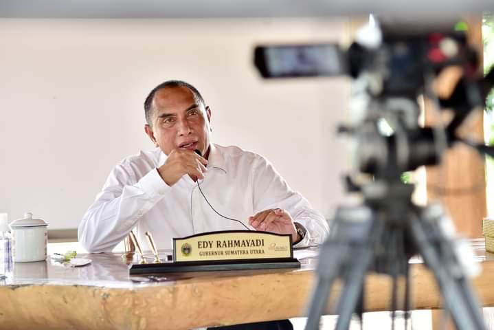 Tim Gugus Tugas Reforma Agraria Diminta Segera Selesaikan Regulasi Tanah di Sumut