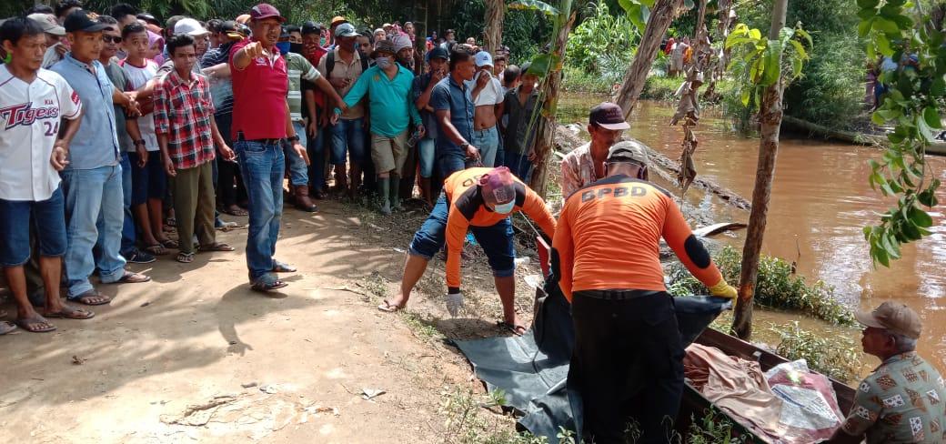 Evakuasi Jenazah Petani yang Diterkam Buaya di Labura, Tim SAR Kerahkan Pawang