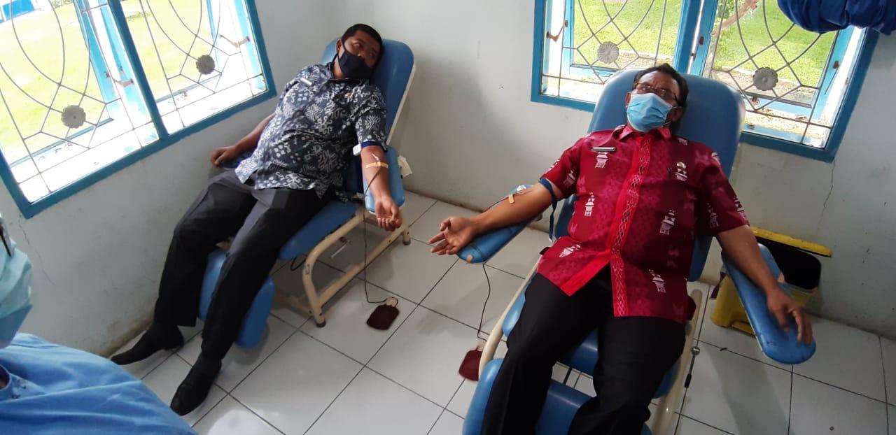 Donor Darah Jadi Ajang Jaga Kesehatan