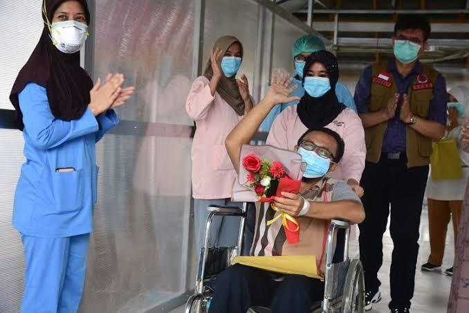 Bertambah 1.749, Kini Ada 79.306 Pasien Sembuh dari Covid-19 di Indonesia