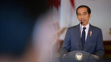 Jokowi Harap Vaksin Covid-19 Bisa Kembalikan Kehidupan Normal Masyarakat