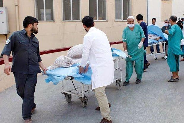 Serangan Taliban Guncang Afganistan, 20 Orang Tewas