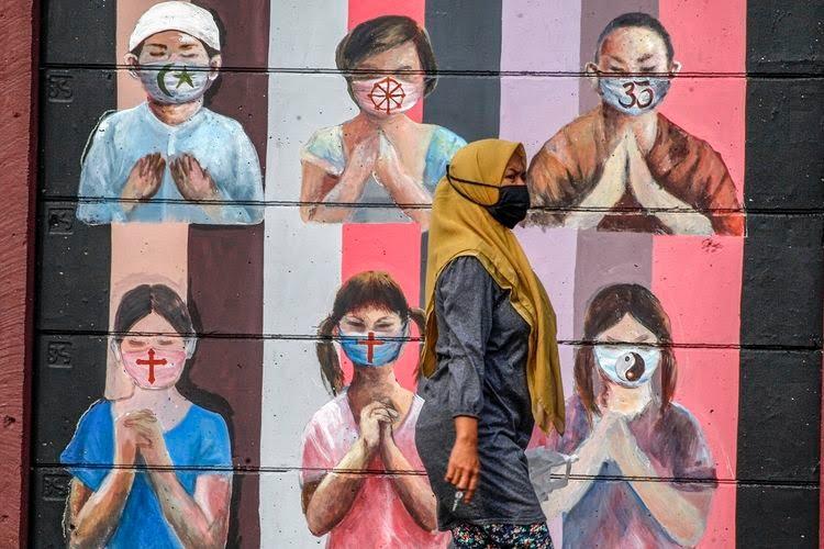 Cetak Rekor Tertinggi, Tambah 2.719 Kasus Baru Covid-19 dalam Sehari di Indonesia