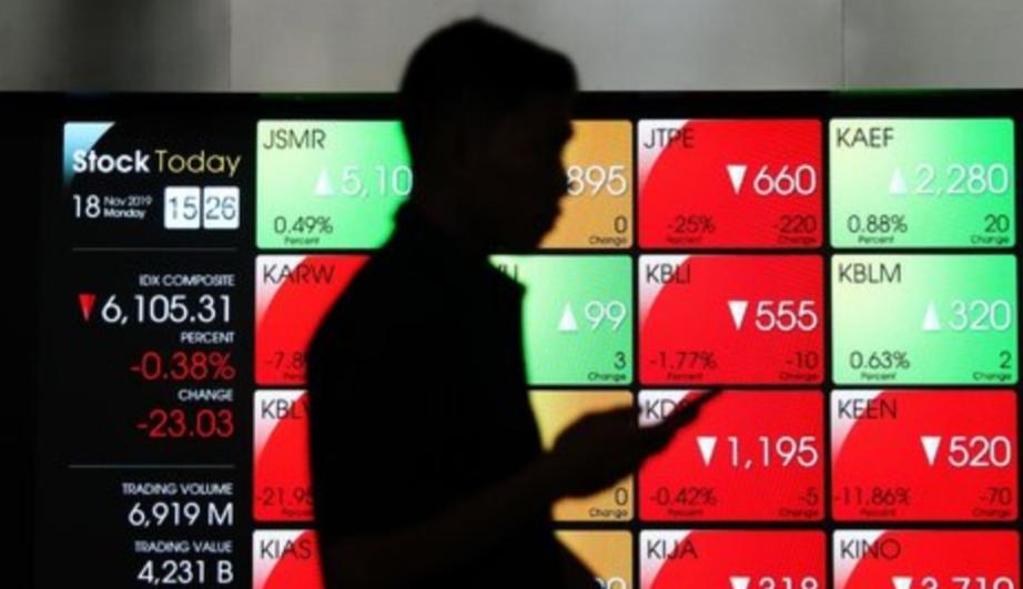 Pasar Dibuat Bingung Hubungan AS-China, Rupiah dan IHSG Mampu Menguat