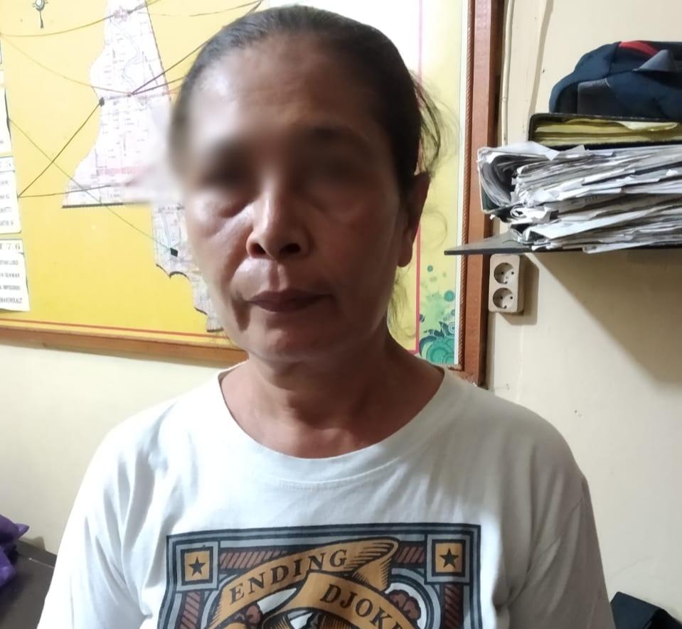 Jenguk Suami di RTP Polsek Medan Barat, Wanita Ini Nekat Selipkan Sabu ke Kotak Sabun