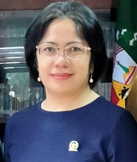 Dr. Badikenita Br Sitepu Anggota DPD RI Komite I Terpilih Menjadi Ketua PPUU